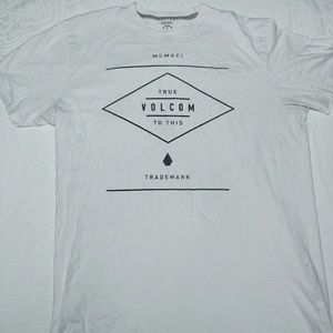 Volcom t-shirt. Has holes and stains. Great price!
